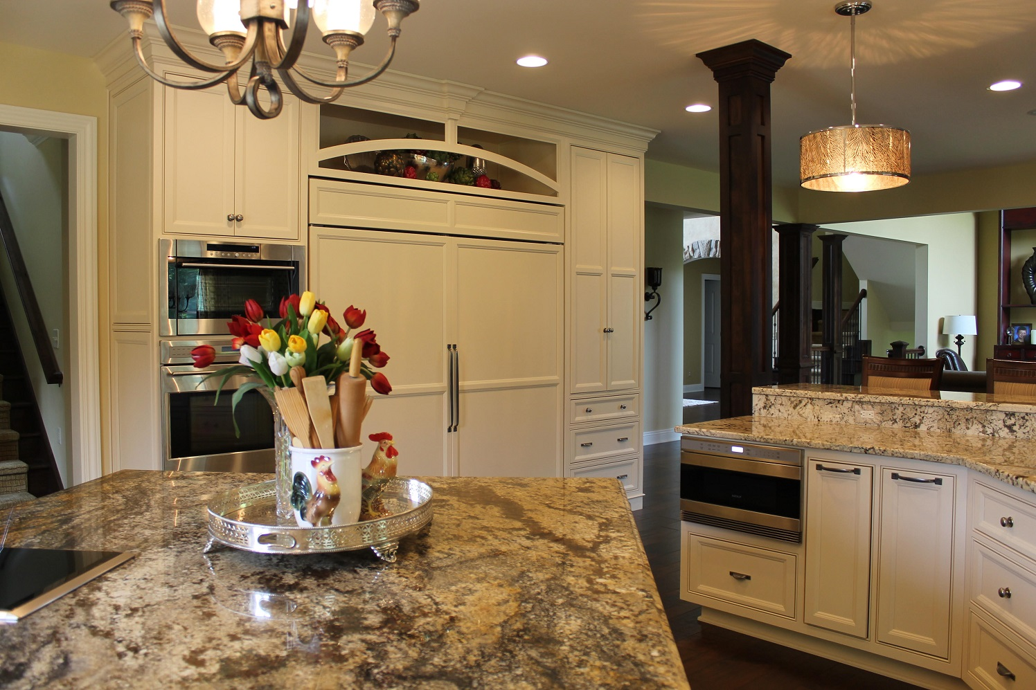 HGTV Kitchen Remodeling - Ellen Rady Designs